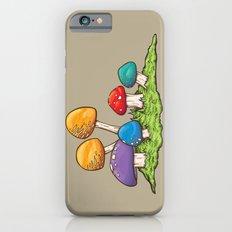 Mushrooms (Colors) iPhone 6s Slim Case