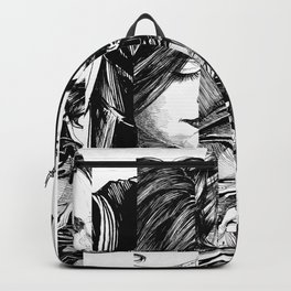 Looking Glass. Yury Fadeev. Backpack