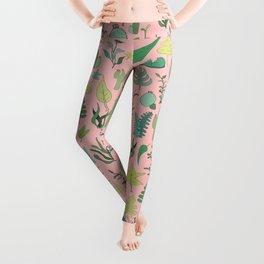 Nature Pink Leggings
