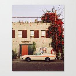 Arts District, Los Angeles Canvas Print