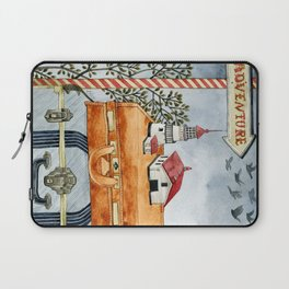 Suitcases are ready Laptop Sleeve
