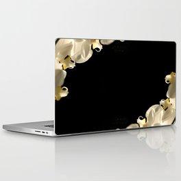 Orchid flowers  Laptop & iPad Skin