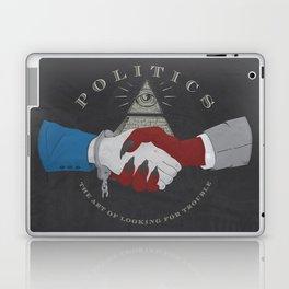 The Art of Politics Laptop & iPad Skin