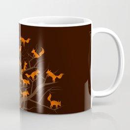 Blazing Fox Tree II Coffee Mug