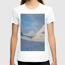Mountain Snow T-shirt