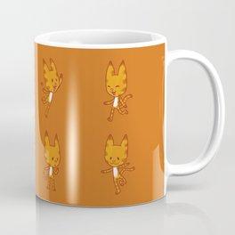 Stickimals - Cat Coffee Mug