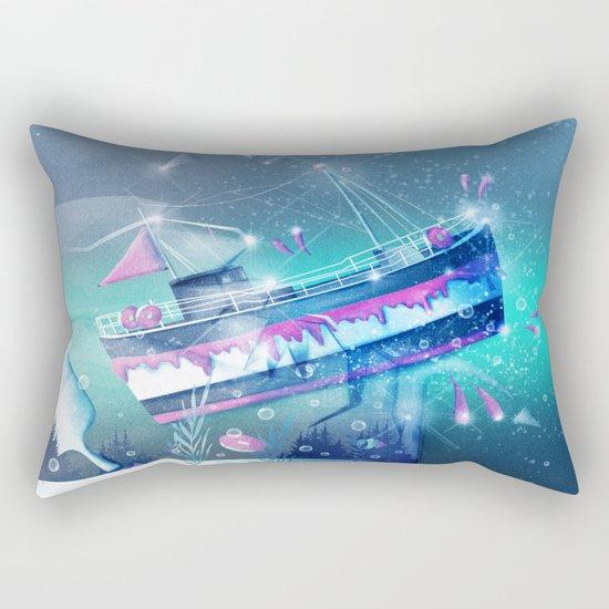 Sweet Escape Rectangular Pillow