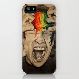 Creative Mind iPhone Case