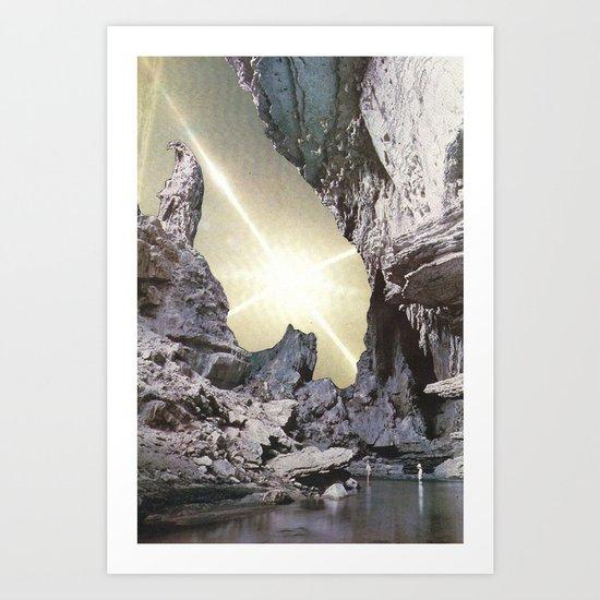 Köppe  Art Print
