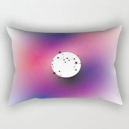 Sagittarius - Zodiac Poster Rectangular Pillow