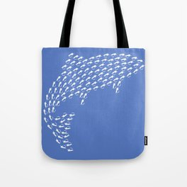 Hooked Fish 1 Tote Bag