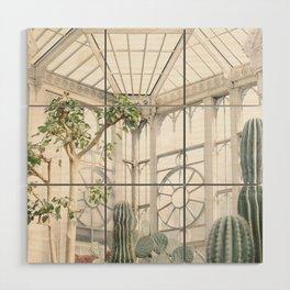 Greenhouse Wood Wall Art