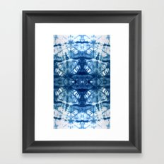 Tribal Flair Framed Art Print