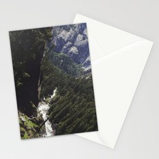 yosemite nature Stationery Cards
