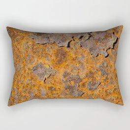 Rust Never Sleeps Rectangular Pillow