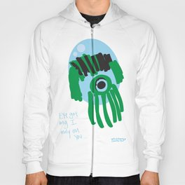 my eye is only on you [SQUID] [EYE]  Hoody