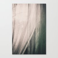 noir Canvas Prints featuring Noir by V. Sanderson / Chickens in the Trees