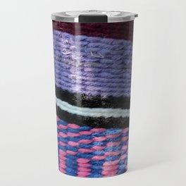 Purple Eater  Travel Mug