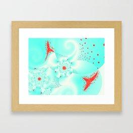 Igniting Cloud 9 Framed Art Print