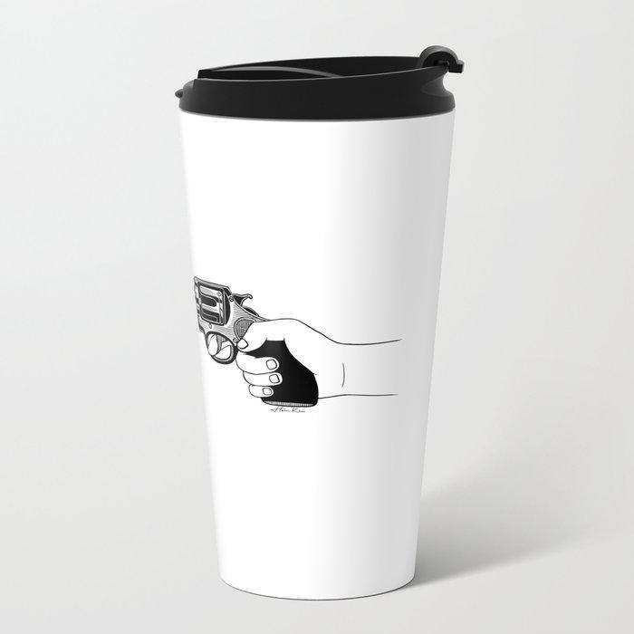 Bulletproof Metal Travel Mug