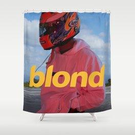 Blond Shower Curtain