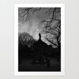 Tompkins Square Park Art Print