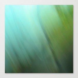 Motion Blur Series: Number Seven Canvas Print