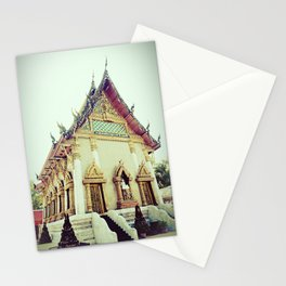 Temple 2 Stationery Cards