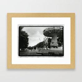 The Playground Framed Art Print