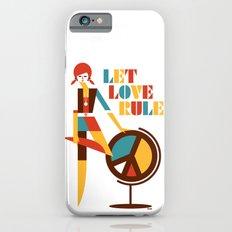 Hippie Chick iPhone 6s Slim Case