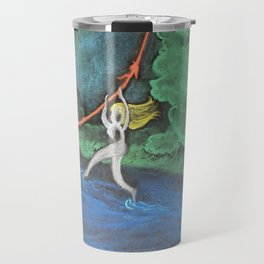 Walking on Water Travel Mug