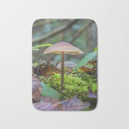 Slender Fungi Bath Mat
