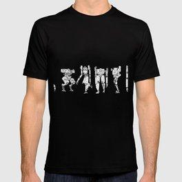 Mech Lineup T-shirt