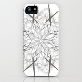 MAHAYANA iPhone Case