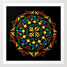 Dala 1 Art Print
