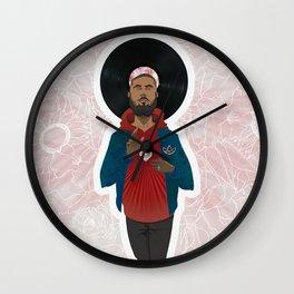 St. Paul & the Sacred Heartbeat Wall Clock