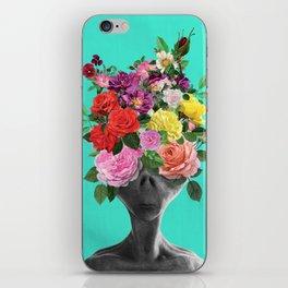 Alien Bouquet  iPhone Skin