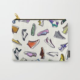 sneakers addiction Carry-All Pouch