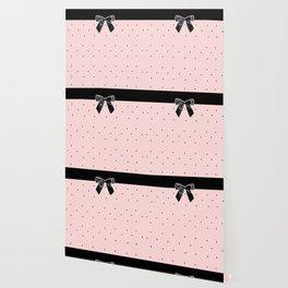 Black Tie Affair: Pink Wallpaper