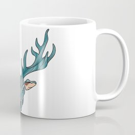 Deer Park- MI_Blue Coffee Mug