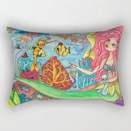 Mercats Rectangular Pillow