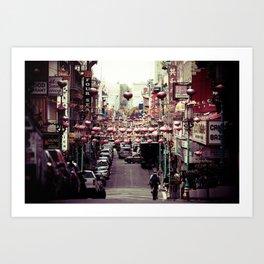 San Francisco 2 Art Print