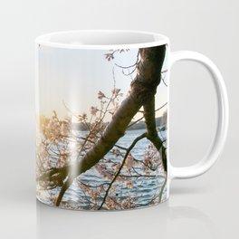 Sun Over the Horizon Coffee Mug