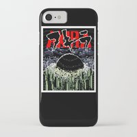 akira iPhone & iPod Cases featuring akira by tama-durden