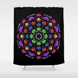 Hi-Score Shower Curtain