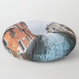 Venice - Zattere Floor Pillow