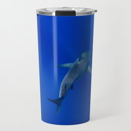 Hawaiian Shark III Travel Mug