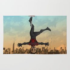Miles Morales, Ultimate Spider-Man Rug