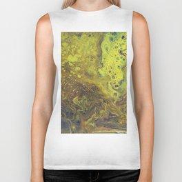 swampy water Biker Tank