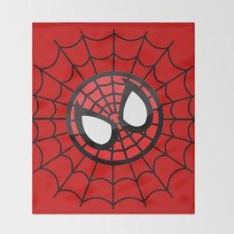 SPIDER MAN Throw Blanket